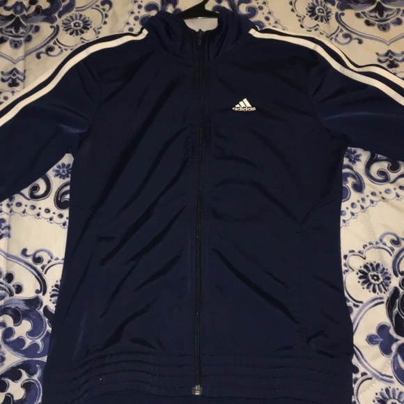Adidas women's 3 Stripe Jacket